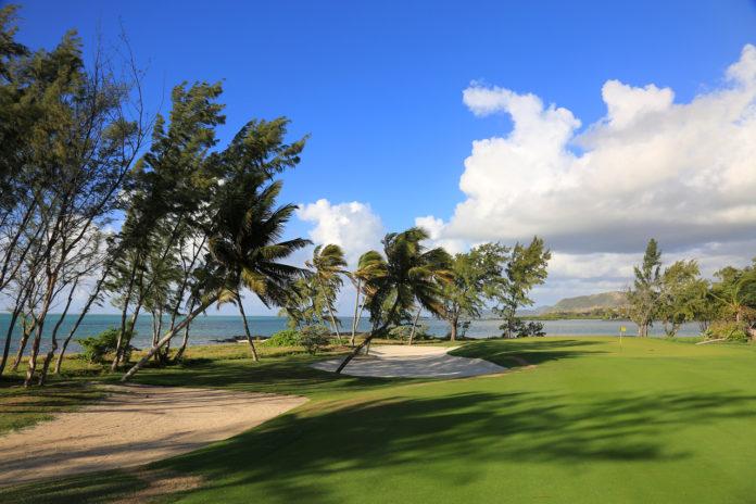 Golfen unter Palmen: Warmes Klima, Sonnenschein und paradiesische Natur kennzeichnen die Greens in Fernreise-Destinationen