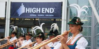 Das Musikprogramm der Messe High End 2017