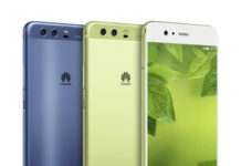 Das Huawei-Handy kann im Fachhandel gekauft werden