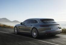 Porsche erweitert die Panamera-Familie um eine neue Karosserievariante: Auf dem Genfer Automobilsalon feierte der Panamera Sport Turismo Weltpremiere.