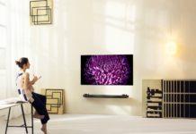 Das neue LG 4K OLED TV-Line Up 2017 bietet Heimkino-Erlebnisse mit Picture on Wall Design, mit Dolby Vision und mit Dolby Atmos für echten Raumklang.