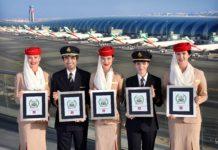 """Im Rahmen der von TripAdvisor verliehenen Travelers' Choice Awards erhielt die Fluggesellschaft die Auszeichnung """"Best Airline in the World""""."""