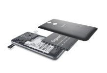 Das neue Smartphone von Gigaset heisst GS160. Ausgestattet sei es gemäss einer Mitteilung mit einer 13-Megapixel-Kamera, Fingerabdruck-Sensor und 4G LTE.