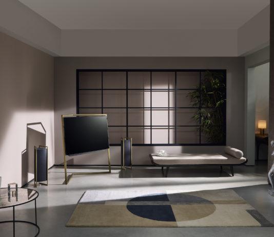 Der Fernseher Bild 9 von Loewe im Wohnzimmer