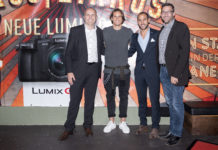 Panasonic lancierte an einem Medienanlass am 10. April in Zürich die Systemkamera GH 5, das neuste High-End-Modell der Lumix G-Serie, mit Yann Sommer.