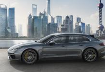 Porsche präsentiert an Auto Shanghai 2017 fünf Neuheiten für den asiatischen Markt. Im Mittelpunkt steht das Asien-Debüt des Panamera Sport Turismo.