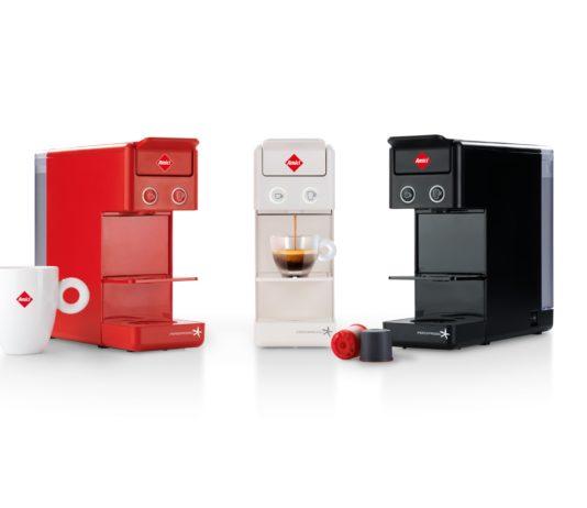 3 amici Kaffeemaschinen