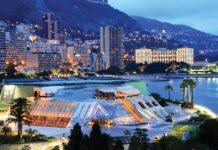 Monaco Grimaldi Palast