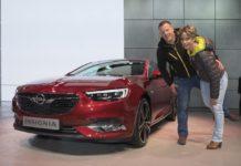 Opel unbd die Schwinger