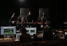 LG und einer Londoner Orchester
