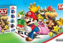 Monopoly und Super Mario