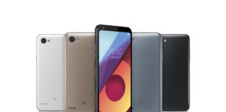 Das neue LG Q6.