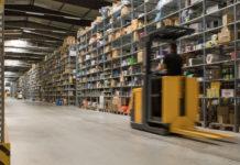 Logistikzentrum Digitec