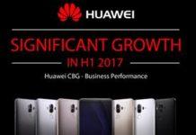 Huawei präsentiert Zahlen