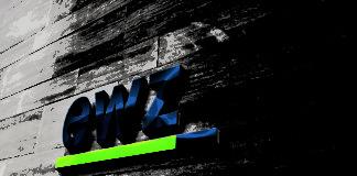 EWZ-Logo auf Gebäudewand