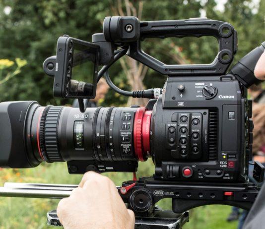 Canon präsentiert auf der IBC 4K-Workflow-Lösungen.
