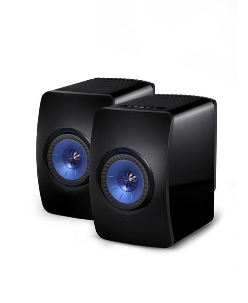 2 Lautsprecherbox der Marke KEF