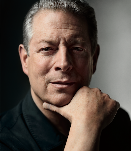 Porträt Al Gore