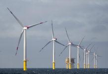offshore-Projekt mit ewz