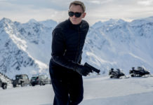 Daniel Craig als James Bond 007 in der Free-TV-Premiere «Spectre» (Copyright SRF/2015 Danjaq, LLC, Metro-Goldwyn-Mayer Studios Inc., Columbia Pictures Industries, Inc