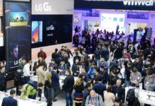 LG-Stand und Neuheiten