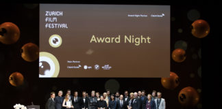 Award Night des ZFF.