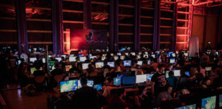 E-Sport Event in Burgdorf