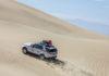 Jeep in der Sahara