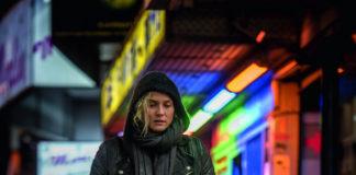 Die international bekannte Schauspielerin Diane KRUGER als KATJA