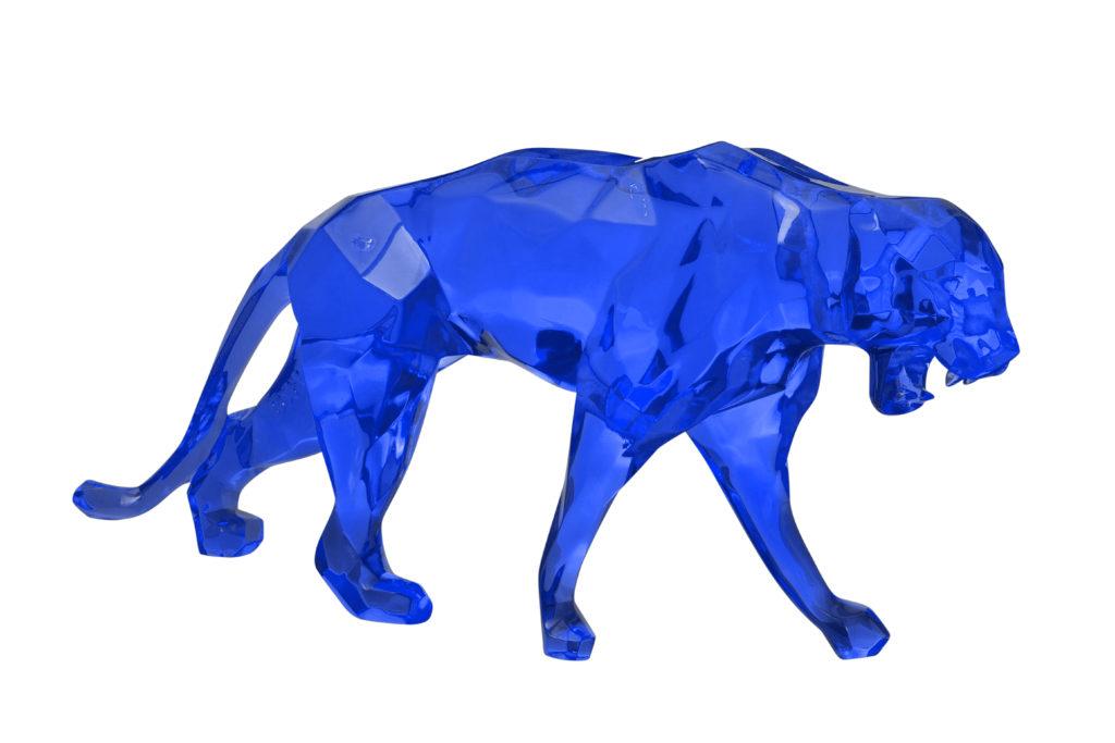 Der blaue Panther von R. Orlinski