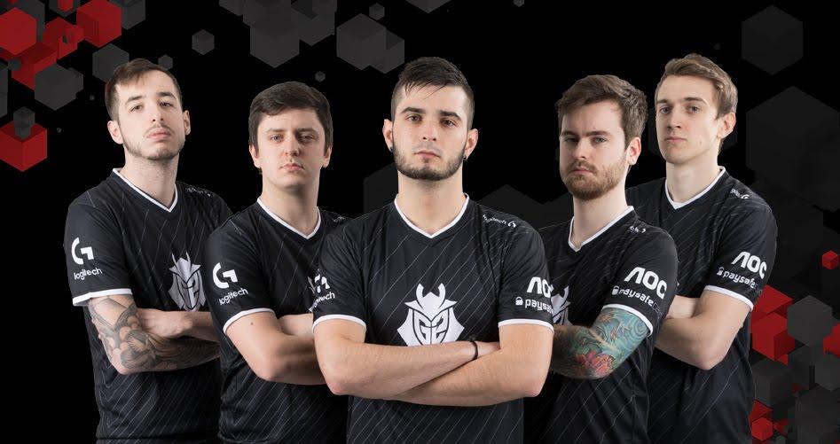 G2 Esports Team