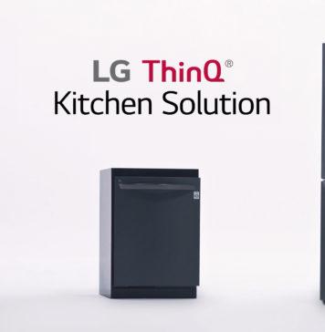 Smarte Hausgeräte von LG
