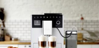 Melitta Kaffeeautomat CI Touch