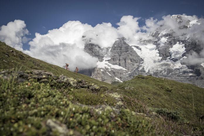 Berückende Weite von Grindelwald