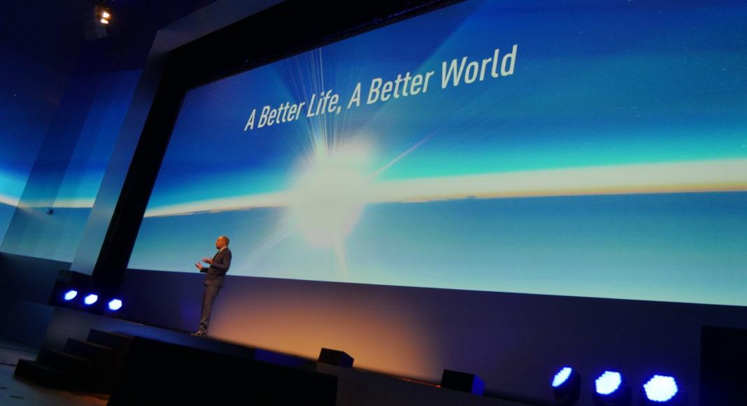 Laurent Abadie, CEO & Chairman Panasonic Europe