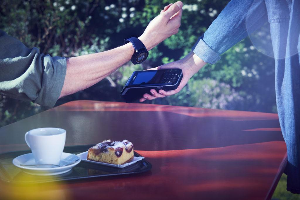 Bezahlen mit Samsung Pay