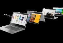 Notebooks von Lenovo