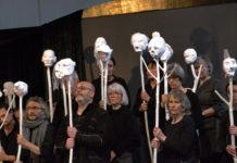 Passions- und Figurenspiel Himmel+Höll
