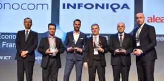Huawei hat Infoniqa ausgezeichnet