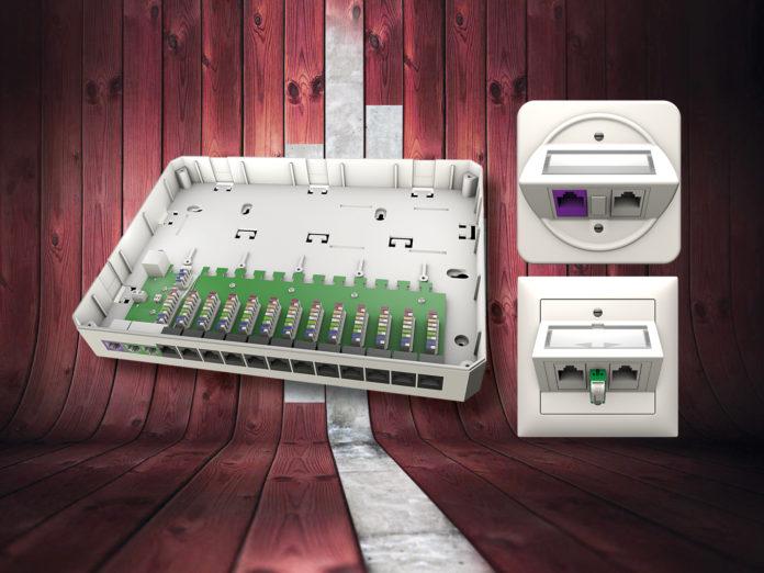 Das neue CECOFLEX-Verkabelungssystem