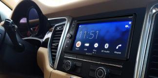Der neue Auto-Receiver von Sony