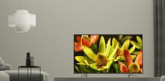 Neue 4K HDR TV-Serie von Sony
