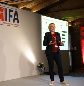 Natlia Andrievskaya, Global Director MDA bei der GfK