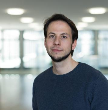 Stefan Müller, CTO bei Digitec Galaxus