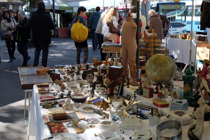 Samstag, 5. Mai 18: Start der Flohmarkt-Saison am Hotspot Zürichs