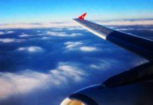 Triebwerk aus luftigen Höhen