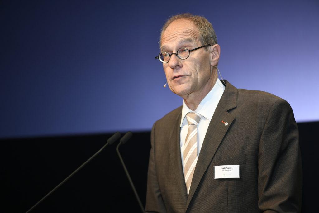 Thomas Emch, VR-Präsident eev