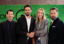 Sono Motors Management mit Thomas Hausch (ganz links) und Isa Krupka