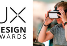 UX Design Awards Banner