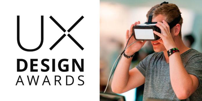 UX Design Awards Banner
